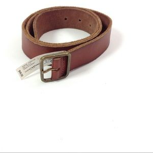 Lucky Brand Men's The Point Belt Size S Brown